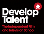 DEVELOP TALENT (dV TALENT) Logo