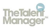 THE TALENT MANAGER Logo