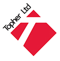 Topher Event Security Logo