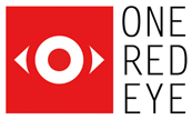 OneRedEye Visual Communications Logo