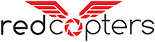 Redcopters Ltd-Aerial Photography & Filming Logo