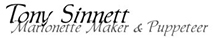 Tony Sinnett Puppet Maker UK Logo