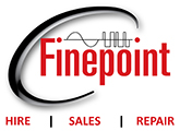 Finepoint Broadcast Limited Logo