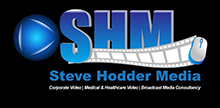 Steve Hodder Media - Medical & Healthcare Video Production Logo