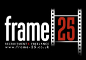 Frame 25 Broadcast Recruitment Logo