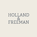 Holland and Freeman On Location Catering Logo
