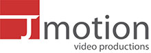 J motion Video Productions Logo