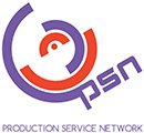 production service network Logo