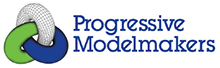 Progressive Model Making Logo