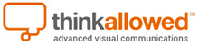 Think Allowed Ltd-3D Animation and Video Production Logo