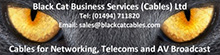 Black Cat Business Services Ltd. Logo
