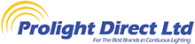 Prolight Direct-Studio & Location Lighting Sales Logo
