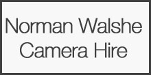 Norman Walshe Camera Hire Logo