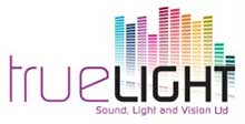 Truelight Sound & Vision Logo