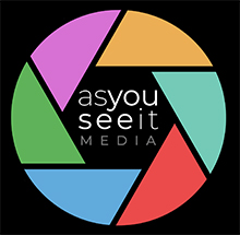 As You See It Video Production Logo