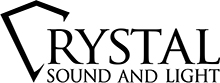 Crystal Sound And Light Ltd Logo