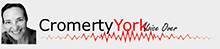 Cromerty York Voice Over Logo