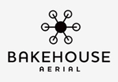 Bakehouse Aerial Filming Logo