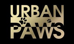 Urban Paws UK Trained Dogs & Cats for Television Logo