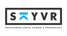 Skyvr - Professional Aerial Filming|Photography Logo