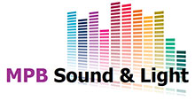 MPB Sound and Light Logo