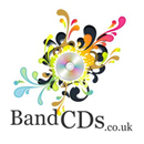 Band CDs Small run vinyl CD and cassette production Logo