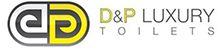 D&P Luxury Toilets Logo