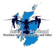 Global Aerial Photography Scotland Logo