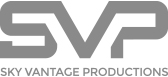 Sky Vantage Productions Aerial Filming Logo