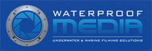 Waterproof Media Underwater Filming Logo