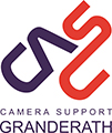 CAS Camera Support Logo