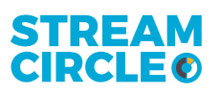 Stream Circle Linear TV broadcasting Logo