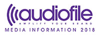 Audiofile Pro Audio Magazine Logo