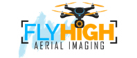 FlyHigh Aerial Imaging Logo