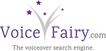 Voice Fairy Voice Over Artists Logo