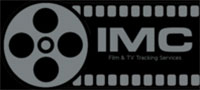 IMC film and TV tracking vehicle services Logo