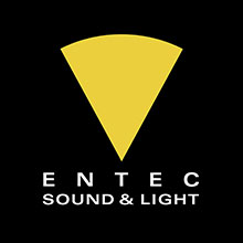 Entec Sound and Light Logo