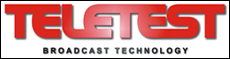 Teletest Broadcast Equipment Logo