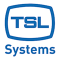 TSL - INDEPENDENT BROADCAST SYSTEMS INTEGRATOR Logo