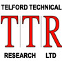 TTR-Broadcast signal encoders, decoders and routers Logo