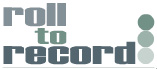 Roll To Record - HD Outside Broadcast Logo