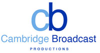 Cambridge Broadcast (Video Production Cambridge) Logo
