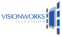 Visionworks TV Ltd - Corporate Production Company Logo