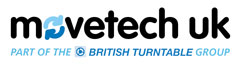 British Turntable Group - Movetech UK Logo