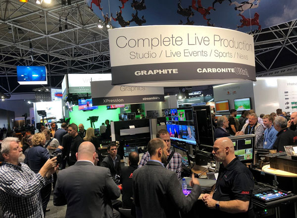 Ross Video Reveals Several New Product Enhancements At IBC