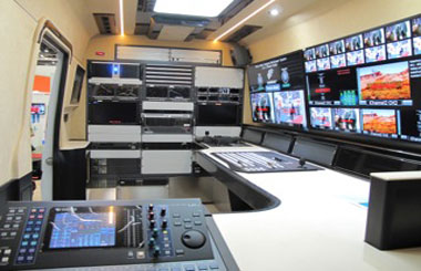 Complete With Advanced DSNG Capabilities