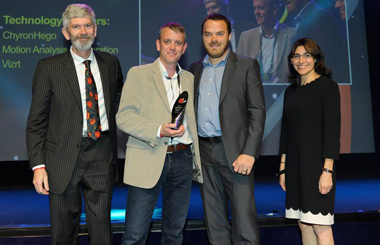 Innovation Gong For Sky Sports Virtual Set